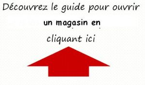 flèch guide magasin